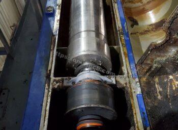 Динамическая балансировка декантера AIFA LAVAL в собственных опорах после капитального ремонта ООО «ОНИКС НТЦ» 2