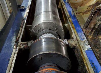 Динамическаябалансировка декантера AIFA LAVAL в собственных опорах после капитального ремонта ООО «ОНИКС НТЦ» 1